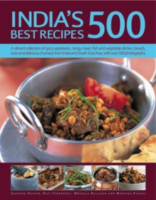 India's 500 Best Recipes, Paperback / softback Book