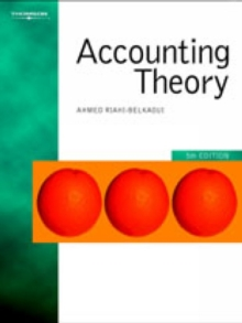 Accounting Theory, Paperback Book