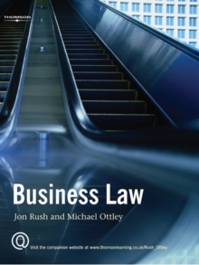 Business Law, Paperback / softback Book