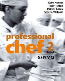 Professional Chef - Level 2 - S/NVQ, Paperback / softback Book
