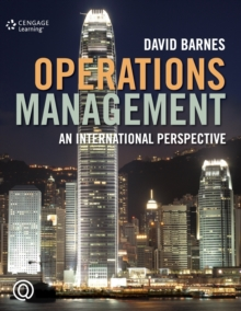 Operations Management : An International Perspective, Paperback / softback Book
