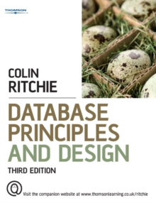Database Principles and Design, Paperback Book