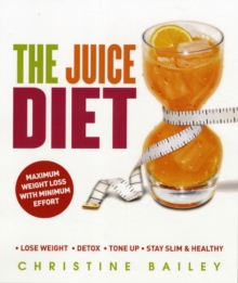 The Juice Diet, Paperback Book