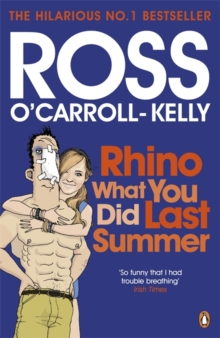 Rhino What You Did Last Summer, Paperback Book