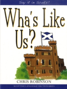 Wha's Like Us?, Paperback Book