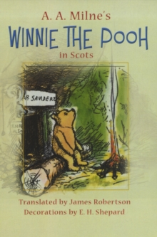 Winnie-the-Pooh in Scots, Paperback Book