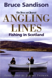 Angling Lines, Paperback / softback Book