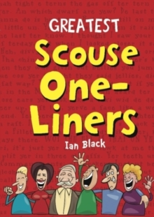 Greatest Scouse One-Liners, Hardback Book