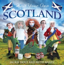 Knit Your Own Scotland, Paperback Book