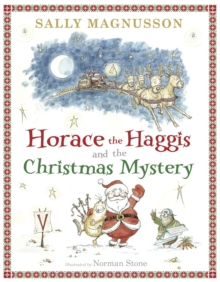 Horace and the Christmas Mystery, Hardback Book