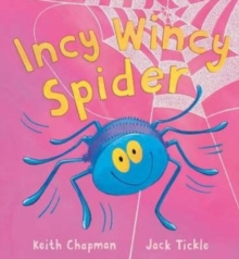 Incy Wincy Spider, Paperback Book