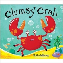 Clumsy Crab, Paperback Book