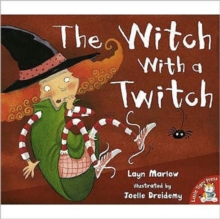 The Witch with a Twitch, Paperback / softback Book