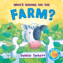 Who's Hiding on the Farm, Board book Book