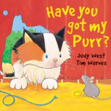 Have You Got My Purr?, Hardback Book