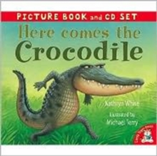Here Comes the Crocodile!, Mixed media product Book