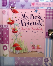 My Best Friends Secrets Notebook, Hardback Book