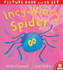 Incy Wincy Spider, Mixed media product Book