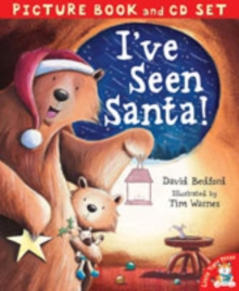 I've Seen Santa, Mixed media product Book