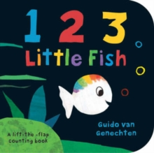 1 2 3 Little Fish!, Board book Book