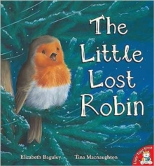 The Little Lost Robin, Paperback Book