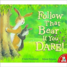 Follow That Bear If You Dare!, Paperback Book