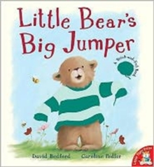 Little Bear's Big Jumper, Paperback Book