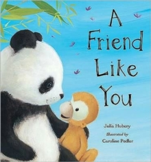 A Friend Like You, Hardback Book