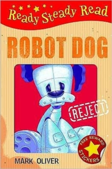 Robot Dog, Hardback Book