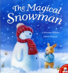 The Magical Snowman, Paperback Book