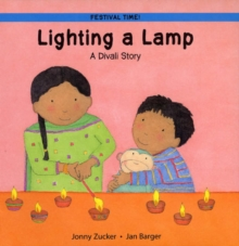 Lighting a Lamp : A Divali Story, Paperback Book