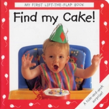 Find My Cake!, Board book Book