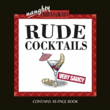 Rude Cocktails, Mixed media product Book