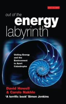 Out of the Energy Labyrinth : Uniting Energy and the Environment to Avert Catastrophe, Paperback Book