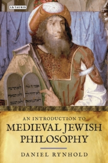 An Introduction to Medieval Jewish Philosophy, Paperback / softback Book