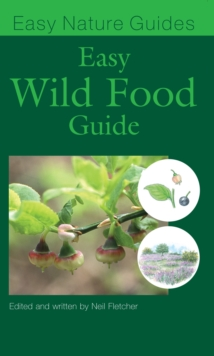The Easy Wild Food Guide, Paperback Book