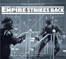 Making of the Empire Strikes Back, Hardback Book