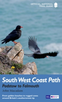 South West Coast Path, Paperback Book