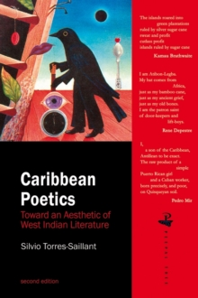 Caribbean Poetics : Toward an Aesthetic of West Indian Literature, Paperback / softback Book