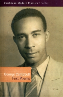 First Poems, Paperback Book