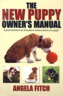 The New Puppy Owner's Manual, Paperback Book