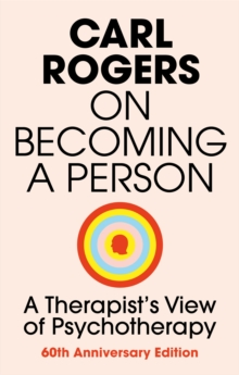 On Becoming a Person, Paperback Book
