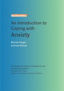 Introduction to Coping with Anxiety, Paperback / softback Book