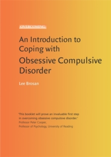 Introduction to Coping with Obsessive Compulsive Disorder, Paperback Book