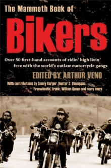 The Mammoth Book of Bikers, Paperback Book