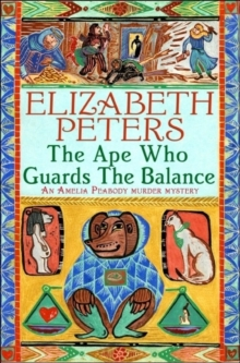 The Ape Who Guards the Balance, Paperback Book