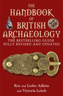 The Handbook of British Archaeology, Paperback Book