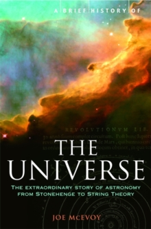 A Brief History of the Universe : From Ancient Babylon to the Big Bang, Paperback / softback Book