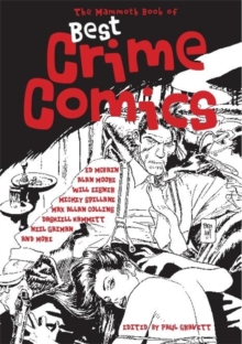 The Mammoth Book of Best Crime Comics, Paperback / softback Book