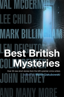 The Mammoth Book of Best British Mysteries, Paperback Book